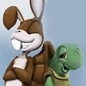 토끼와 거북이 icon