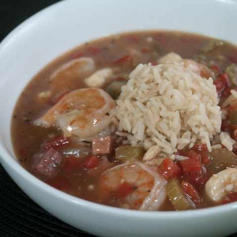 New Orleans File Gumbo