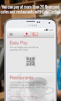 Screenshot of Vodafone Cep Cüzdan