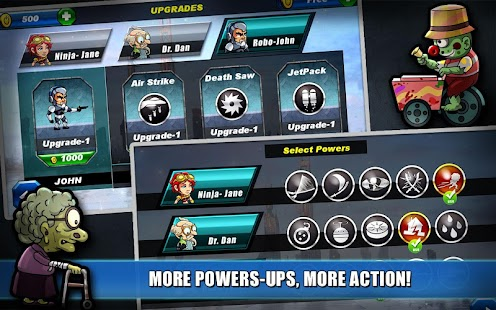 Free Zombie Busters Squad APK for Windows 8