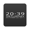 6DOT7 BLOCK CLOCK icon