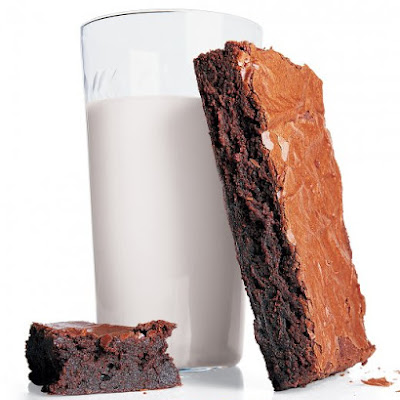 Double-Chocolate Brownies with Picabo Street