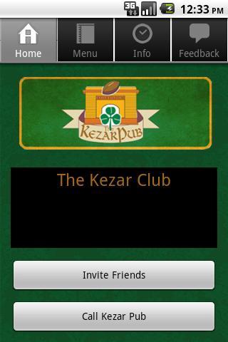 Kezar Pub