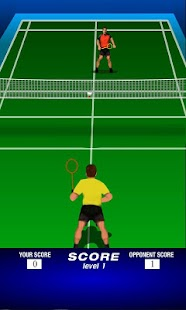 Badminton Fun- screenshot thumbnail