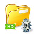 File Manager HD(File transfer) APK for Bluestacks