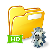 App File Manager HD(File transfer) APK for Kindle