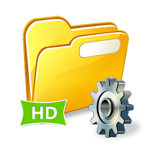 File Manager HD(File transfer) For PC
