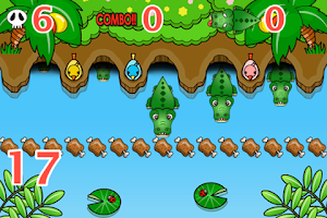 Screenshot of Crocodiles Hunting