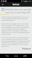 Screenshot of Motitalia - app ufficiale FMI