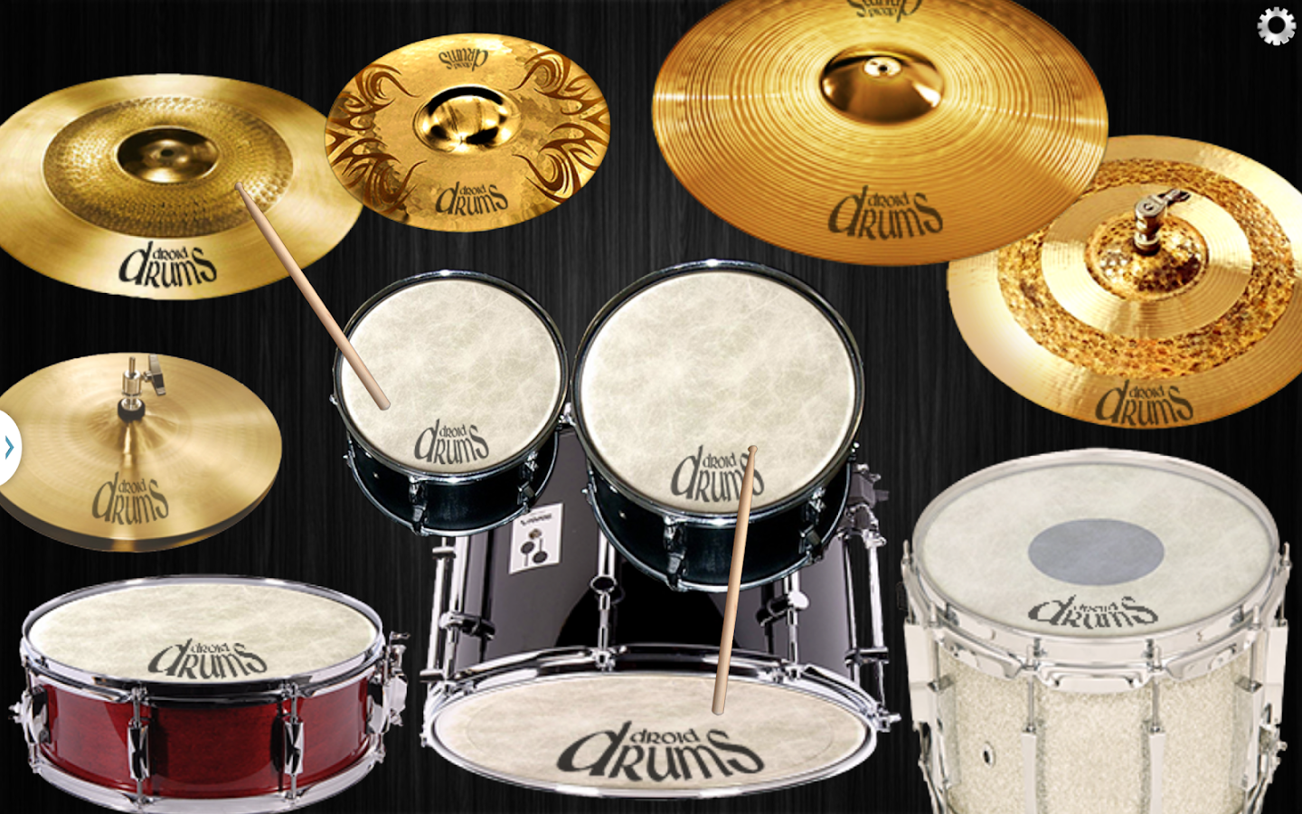 Drums Droid HD 2016 Screenshot 6