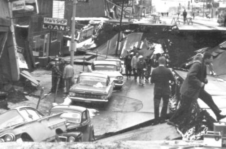 1964年美国阿拉斯加地震