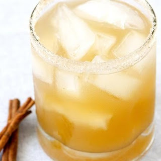 Spicy Spiked Cider