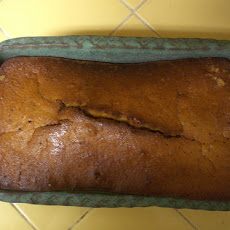 Spice Bread With Pumpkin