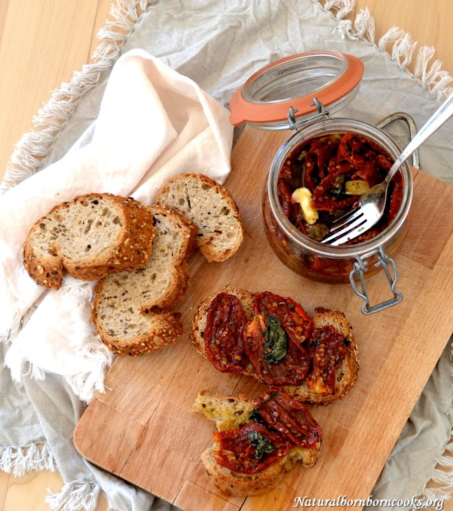 Homemade Canned sun-dried tomatoes Recipe | Yummly