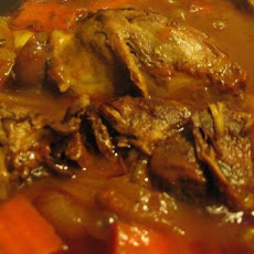Wine-Braised Lamb Shanks with Herbes de Provence