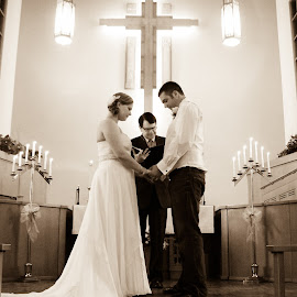 Let Us Pray by Brooke Beauregard - Wedding Ceremony