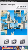 Screenshot of Famous Bridges Puzzles - Free