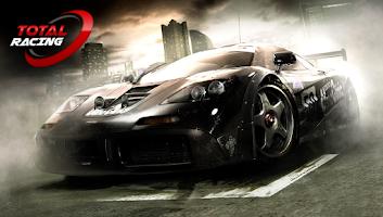 Screenshot of Total Racing