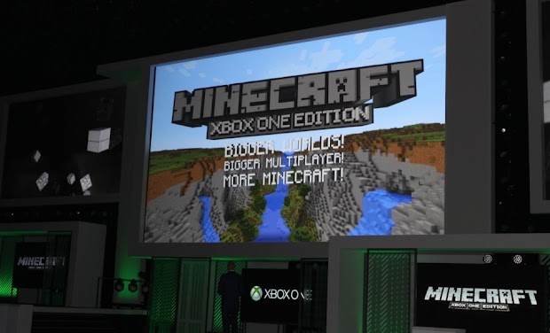 4J Studios hoping to make Minecraft saves transferable from 360 to Xbox One
