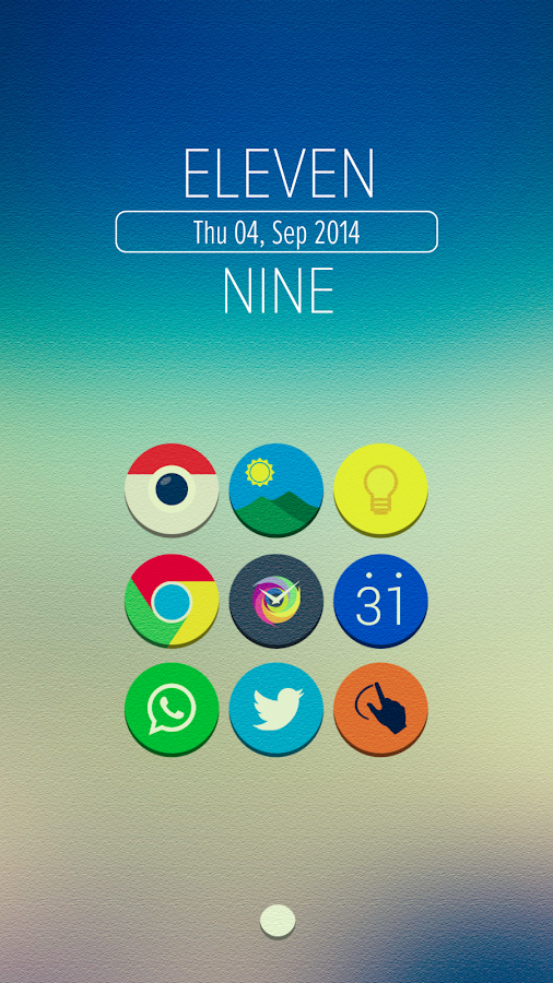 Atran - Icon Pack Screenshot 0