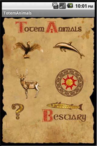 Totem Animals Taster