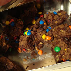 Jackie's M & M Chocolate Bars