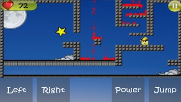 Screenshot of One Heart (platformer)