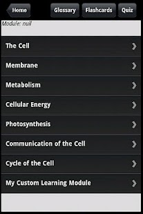 Biology: Cells - screenshot
