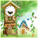 Clock Live Wallpaper-Free 3.0.0 Apk
