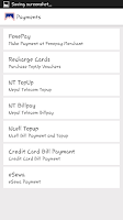 Screenshot of MBL Mobile Money (M3)