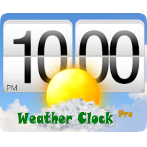 Weather Clock Pro For PC / Windows 7/8/10 / Mac – Free Download