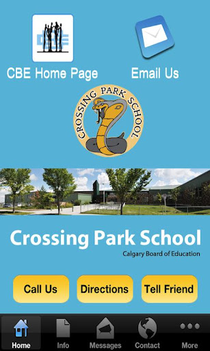 Crossing Park School