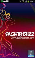Screenshot of Pashto Buzz