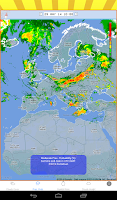 Screenshot of Meteo Sat