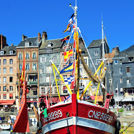 Honfleur - Normandie by Marco Menchini - Landscapes Travel