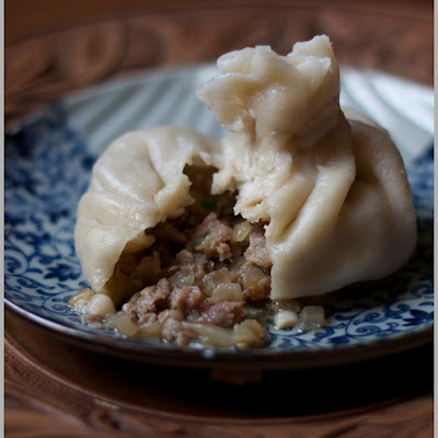 Georgian Dumplings  (from Saveur's 2012 'Best of')