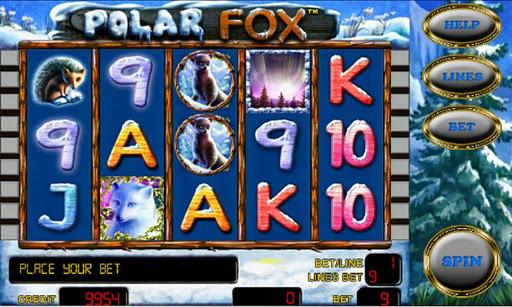Polar Lights Slots