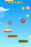 Screenshot of Fluffy Jump