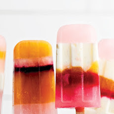 Striped Ice Pops