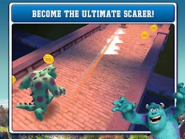 Screenshot of Monsters University