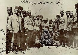 seyh sait turk askerleri
