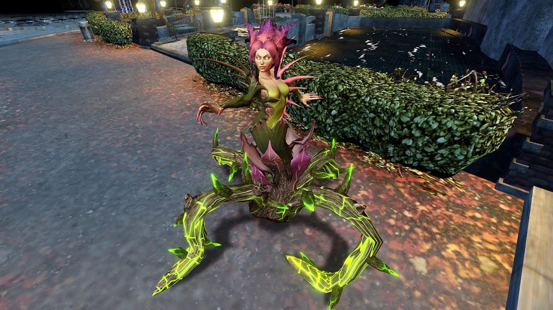Atomic Poison Ivy making her way to Infinite Crisis soon