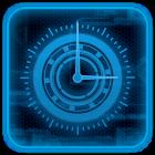 Blueprint Tech Clock Widget icon