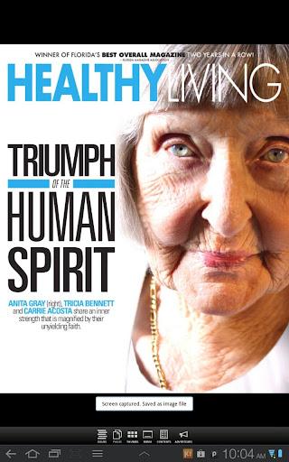 Lake Healthy Living Magazine