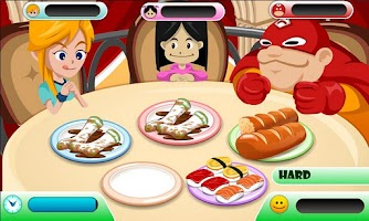 Screenshot of Diner Frenzy HD FREE