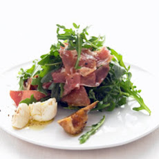 Prosciutto, Fig, and Mozzarella Salad