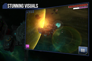 Screenshot of Space Fort: Alien Invaders