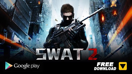 SWAT 2 Screenshot