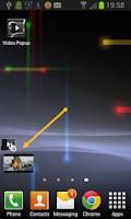 Screenshot of Video Popup, Pro
