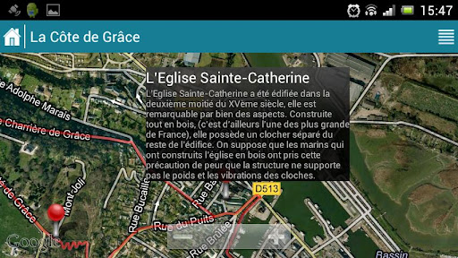 【免費旅遊App】Office de Tourisme de Honfleur-APP點子
